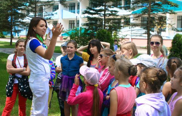 Организация работы в детском оздоровительном лагере (72 ч)