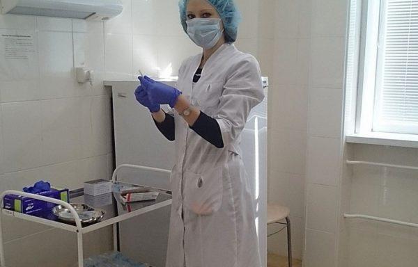 Организация работы медсестер процедурных и прививочных кабинетов (144 часа)